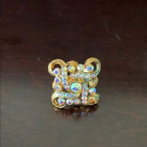 Jewelry - Bejeweled ring